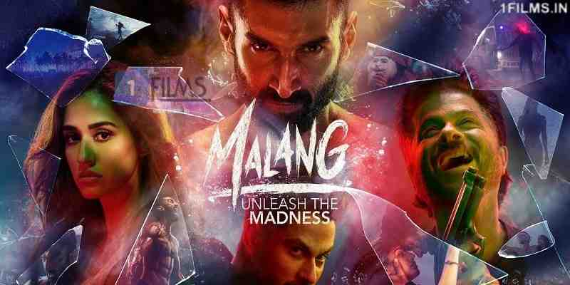 Malang Advance Booking Report Poster