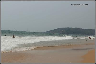 Calangute Beach, North Goa