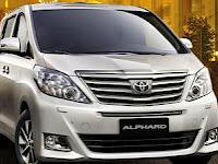 Info Harga dan Spesifikasi Toyota Alphard