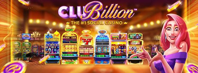 Clubillion Daily Free Coins & Bonus List