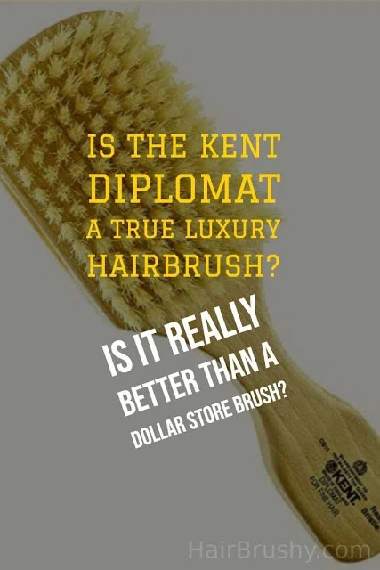 What Is The Kent Diplomat Brush?