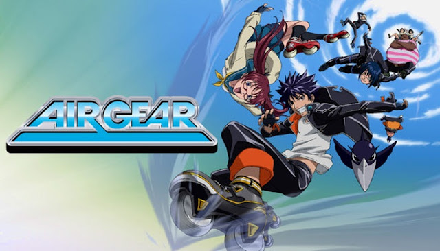 Download Air Gear Subtitle Indonesia