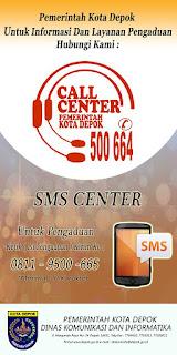Call Center Customer Service Pemkot Depok
