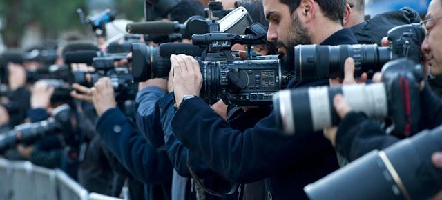 La labor de los periodistas es vital para las sociedades democráticas. Foto: ONU / Violaine MartinUN Photo/Violaine Martin