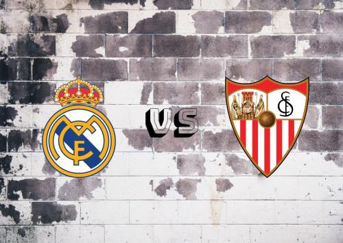 Real Madrid vs Sevilla  Resumen y Partido Completo