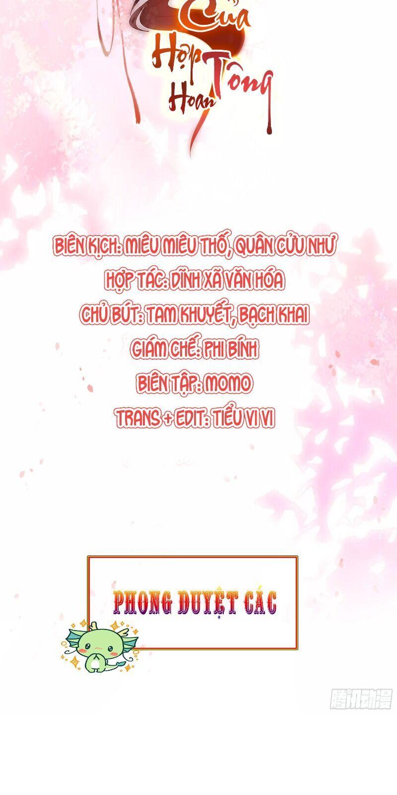 Nghe Nói Ta Là Lão Tổ Hợp Hoan  Chapter 33 - upload bởi truyensieuhay.com