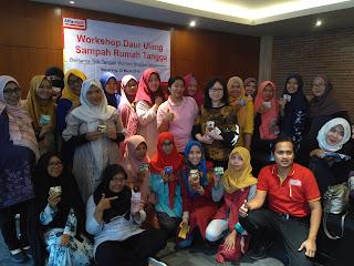 Wanita Peduli Lingkungan Dalam Women Blogger Movement Bersama Alfamart
