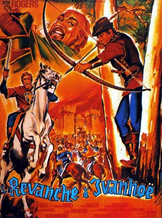 Revenge of Ivanhoe (1965)