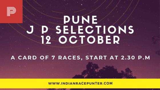 Pune Jackpot Selections 12 October
