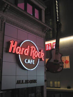 Hard Rock Toronto.