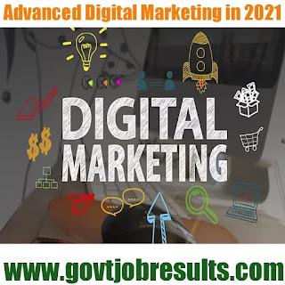 Digital marketing Courses 2020-2021 Latest Digital updates