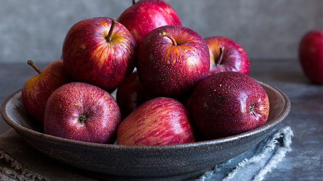 5 Health Benefits Of Eating Apples