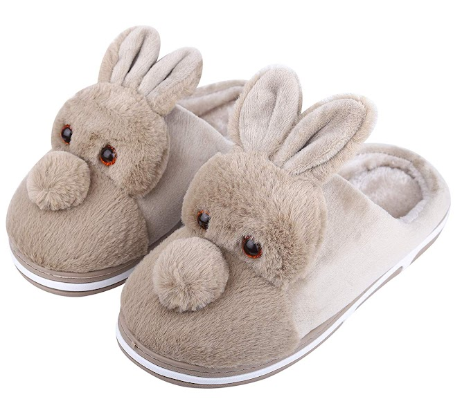 Girls Slippers flip Flop | Womens Puppy Designed Slippers