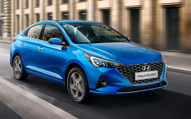 Novo Hyundai Solaris 2021