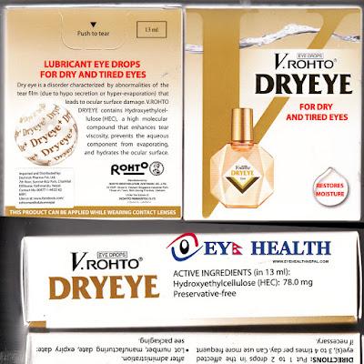 V.Rohto Dry Eye Eye Drop