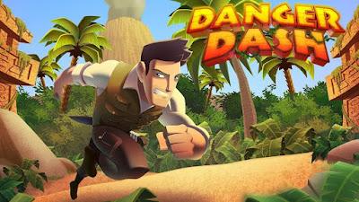 Download Game Danger Dash yang Mengasyikkan