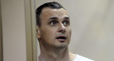 Стан українського політв'язня Сенцова різко погіршився