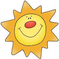 Resultado de imagen de dibujos de sol para niños