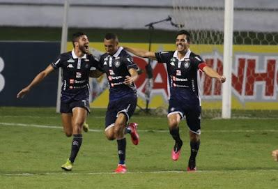 Remo vence o Paysandu e confirma acesso à Série B do Brasileiro