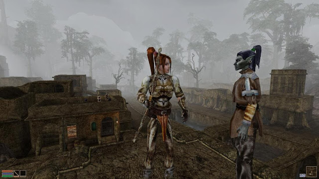 Imagem do The Elder Scrolls III: Morrowind - GOTY