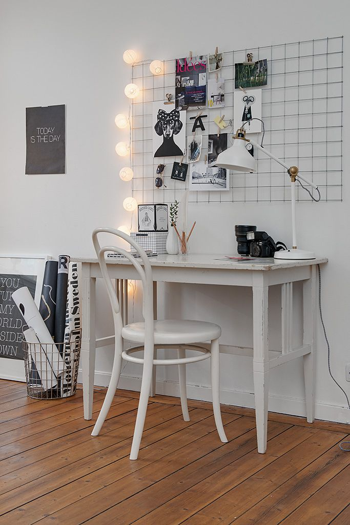 Ideas de decoración para tus Escritorios o Home Office.  Fuente: Blog Decora tu Alma