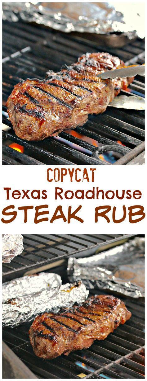 Copycat Texas Roadhouse Steak Rub