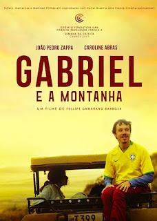 Gabriel e A Montanha - HDTV Nacional
