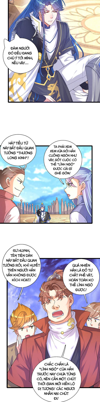Hài Đế Vi Tôn Chương 99 - truyenmh.com