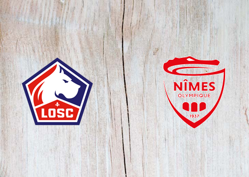 Lille vs Nîmes -Highlights 21 March 2021