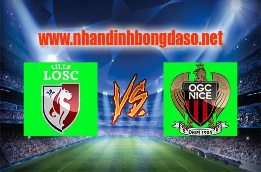 Nhận định bóng đá Lille OSC vs Nice, 01h45 ngày 08-04