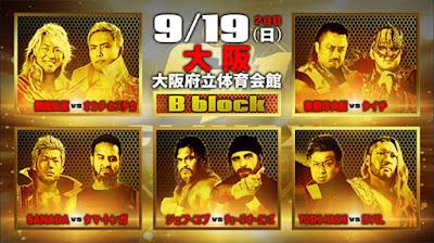 NJPW G1 Climax 31: Night 2