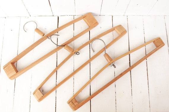 where to donate hangers wood