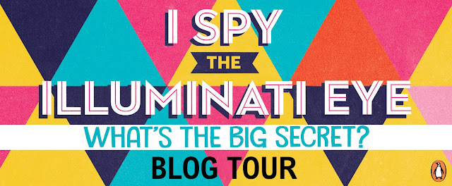 I Spy the Illuminati Eye: What's the Big Secret? by Sheila Keenan nonfiction book review gets 4 out of 5 stars.  This fun easy and quick to read book about secret societies and conspriacy theories would be great for middle school and high school kids that don't like to read.  reluctant readers.  Alohamora: Open a Book, Alohamoraopenabook http://alohamoraopenabook.blogspot.com/