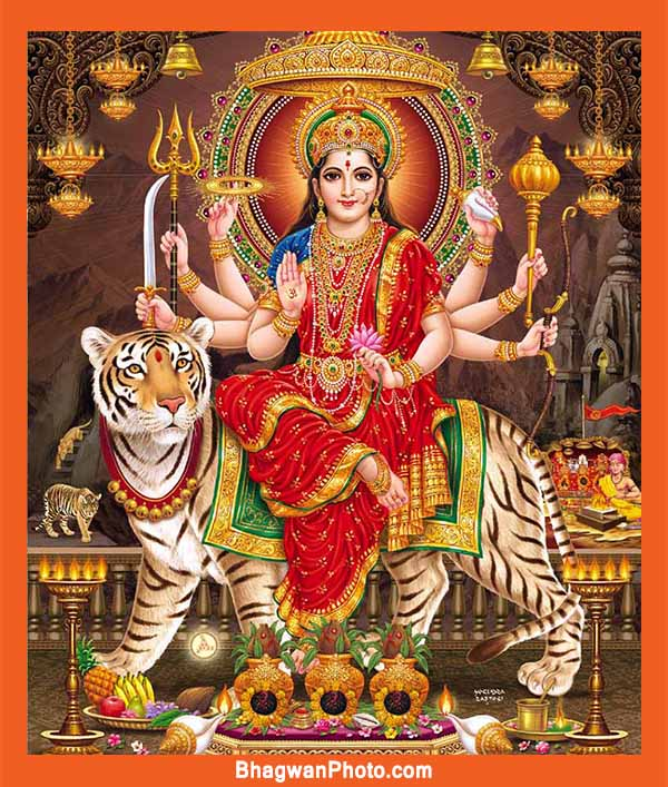51+ Maa Durga Images HD Photos & Mata Wallpaper Hd