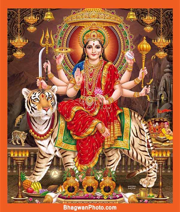 51+ Maa Durga Images HD Photos & Maa Durga Wallpaper Hd
