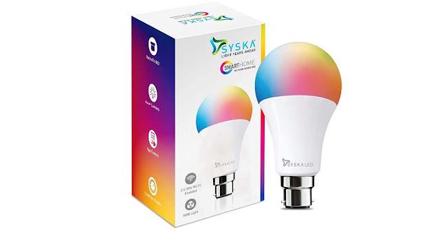 आपके घर को मिलेगी अब स्मार्ट रोशिनी, ये हैं 1000 रुपये से कम में आने वाले स्मार्ट LED बल्ब
