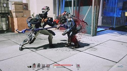 Bối cảnh của The Surge 2 chênh lệch so với dòng Game Dark Souls