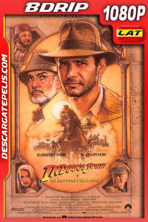 Indiana Jones y la última cruzada (1989) 1080p BDrip Latino – Ingles
