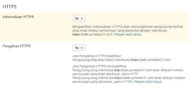 Baru! Cara Membuat Subdomain TLD di Blogger
