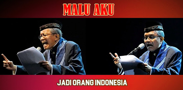 malu jadi orang indonesia