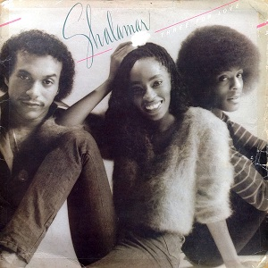 "SHALAMAR ""Three for Love"""