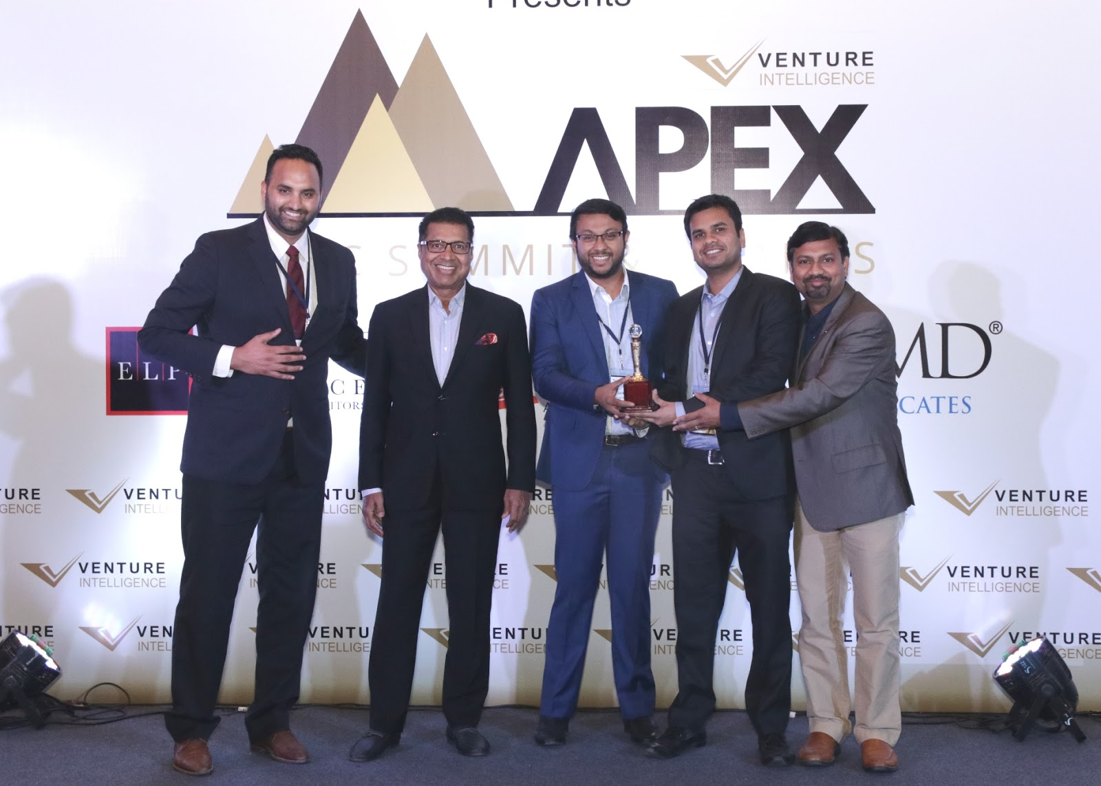 ChrysCapital and Sequoia Capital India grab two awards at