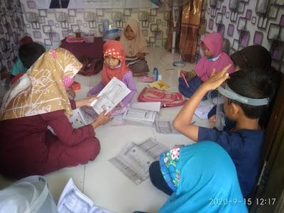 Peduli Pendidikan, Lazisnu Kota Pasuruan Adakan Giat Sinau Bareng