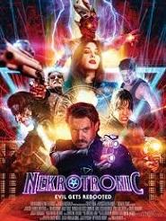 Giáo Phái Bí Mật - Nekrotronic (2019) - phim hành động viễn tưởng