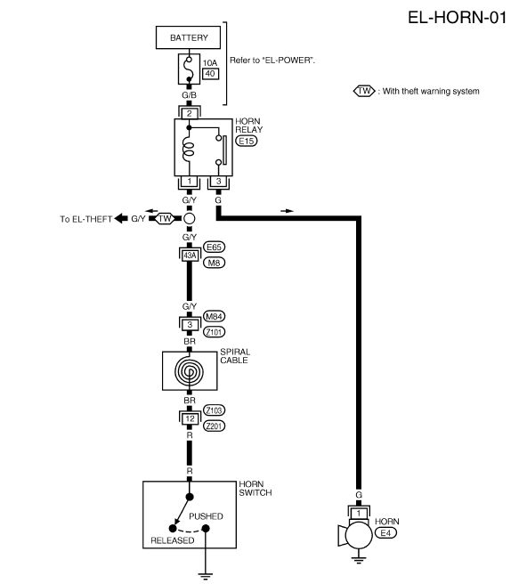 [DIAGRAM] Wiring Diagram Klakson FULL Version HD Quality
