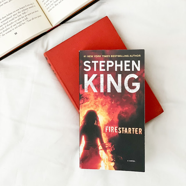 Firestarter - Book Review - Incredible Opinions