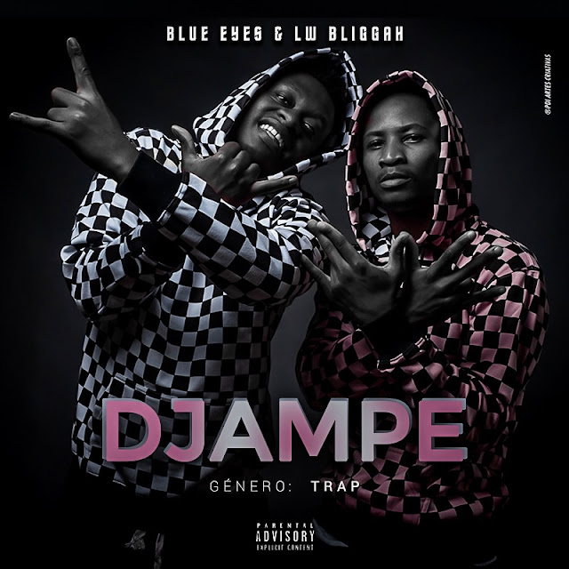 Blue Eyes Feat. LW - Djampe (Prod. 3ox)