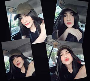 Dafina Jamasir Selfie
