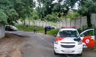 Polícia Militar faz diligências para localizar autores de roubo em Supermercado Dia em Registro-SP