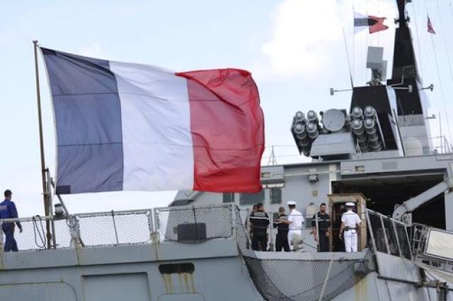 Ο Μακρόν θέλει να στείλει ευρωπαϊκή ναυτική δύναμη στον Περσικό